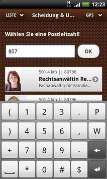 Scheidung & Unterhalt apk screenshot