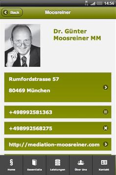 Moosreiner apk screenshot