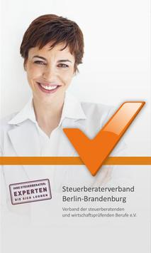 Steuerberaterverband BB poster
