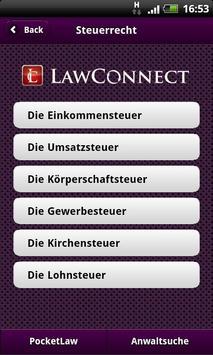 Steuerrecht apk screenshot