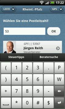 Steuerberater Rheinland-Pfalz apk screenshot