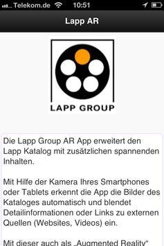 LAPP GROUP AR poster