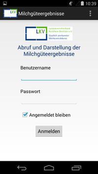MilchGüte Info NRW poster