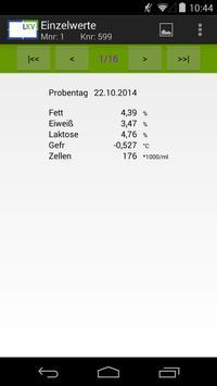 MilchGüte Info NRW apk screenshot