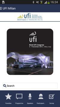 UFI Milan 2015 apk screenshot