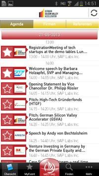 German Venture Workshop 2013 apk screenshot