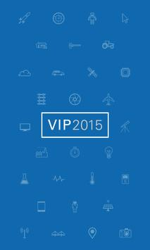 VIP 2015 poster
