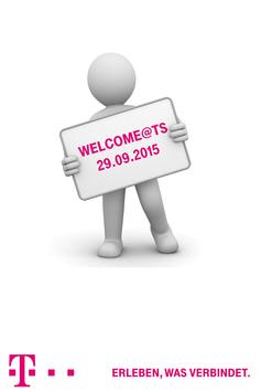 Welcome@TS poster