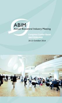 ABIM 2014 poster