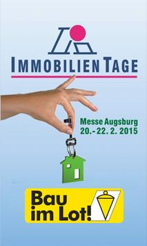 Augsburger Immobilientage 2015 poster