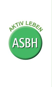ASBH Event poster