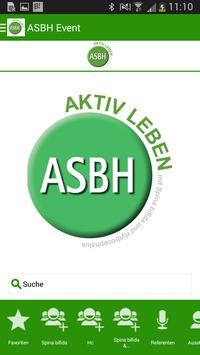 ASBH Event apk screenshot