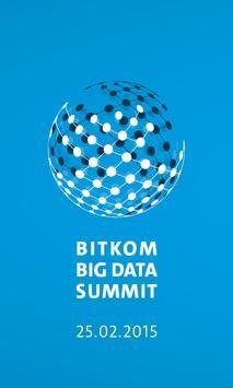Big Data Summit 2015 poster