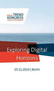 BITKOM Trendkongress 2014 apk screenshot