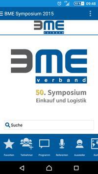 BME Symposium 2015 apk screenshot