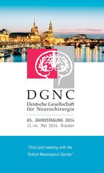 DGNC 2014 poster