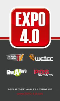 EXPO 4.0 poster