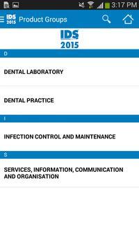 IDS 2015 -36. Int. Dental Show apk screenshot