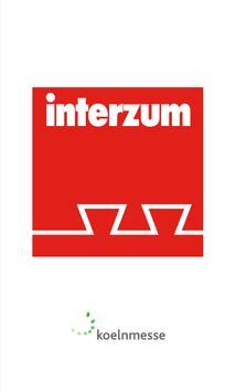interzum 2015 poster