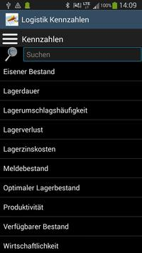Logistik Kennzahlen apk screenshot