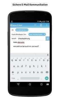 mail.de Mail apk screenshot