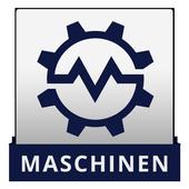 Maschinensucher icon