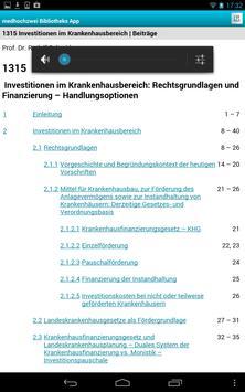 medhochzwei Bibliothek apk screenshot