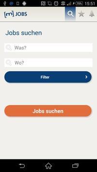 [m]-Jobs poster