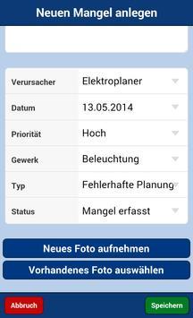 WINPLAN++ defects apk screenshot