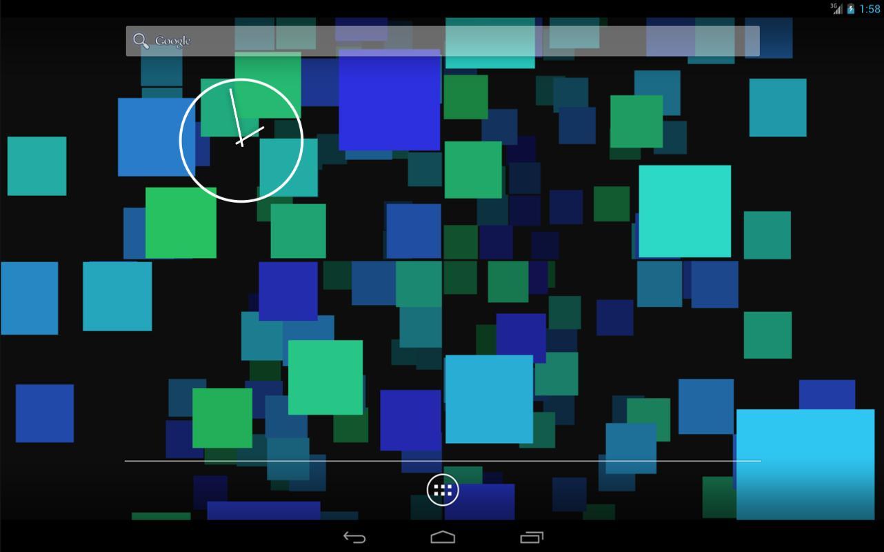3D Tiles Parallax LWP APK Baixar - Grátis Personalização ...