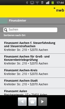 NWB Steuerberater Kompass apk screenshot