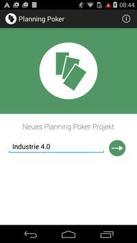 Planning Poker poster