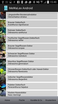 Meerwasser Lexikon apk screenshot