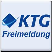 KTG-Freimeldung icon