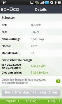 Schüco Sunalyzer App poster