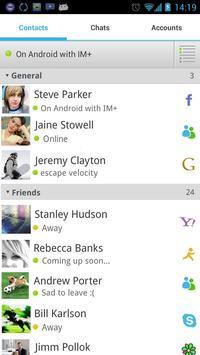 IM+ apk screenshot