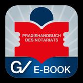 Praxishandbuch des Notariats icon