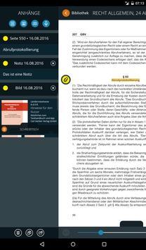 Praxishandbuch des Notariats apk screenshot