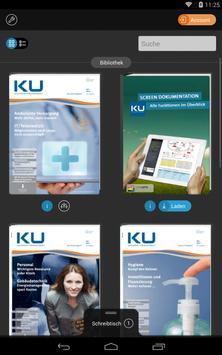 KU Gesundheitsmanagement apk screenshot