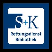 Rettungsdienst Bibliothek icon