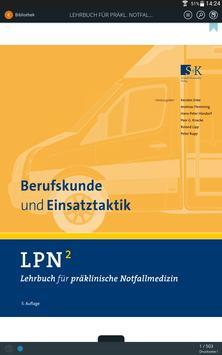 Rettungsdienst Bibliothek poster