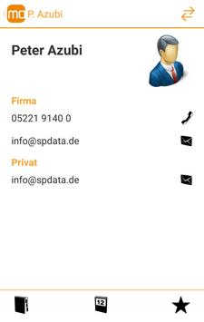 SP_Data mobil apk screenshot