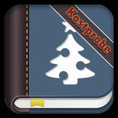 Weihnachtsgeschichte Kostprobe icon