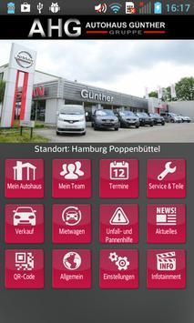 Mein Autohaus Günther poster