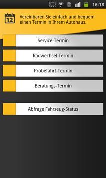 Mein Autohaus AHM Müller apk screenshot