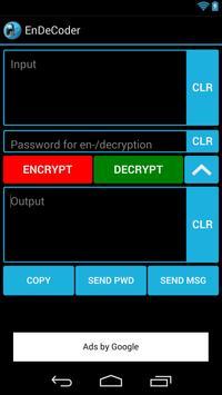 EnDeCrypt poster