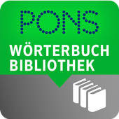 PONS Dictionary Library icon