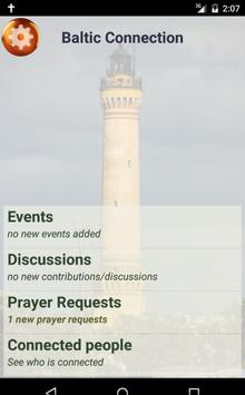 Baltic Connection apk screenshot