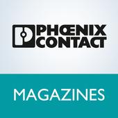 PHOENIX CONTACT Magazines icon