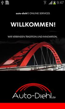 Auto Diehl poster